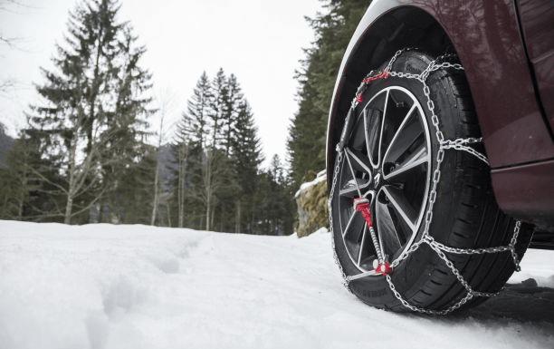 meilleures chaînes à neige