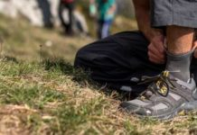 chaussette randonnée homme femme