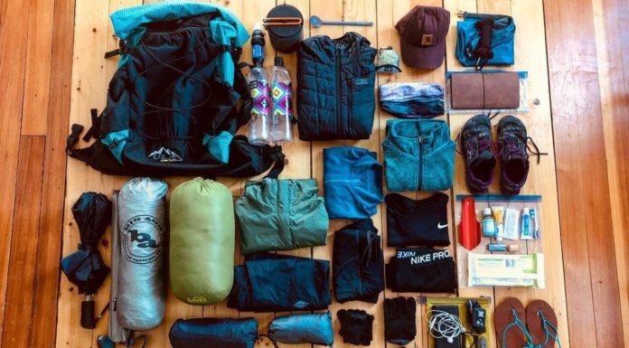 liste matériel camping