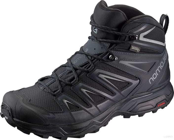 chaussure randonnee salomon x ultra 3 mid gtx montante