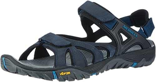 sandales de marche merrell été