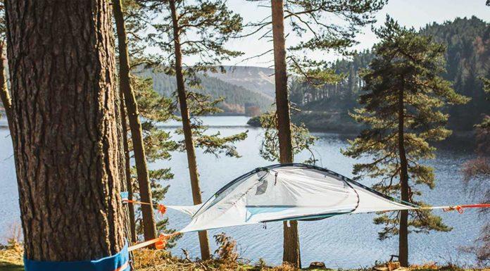 meilleure tente suspendue