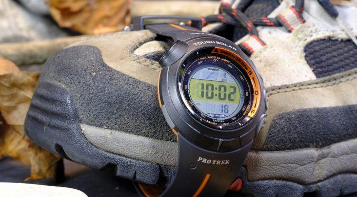montre gps randonnée altimètre