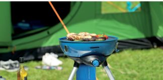barbecue camping