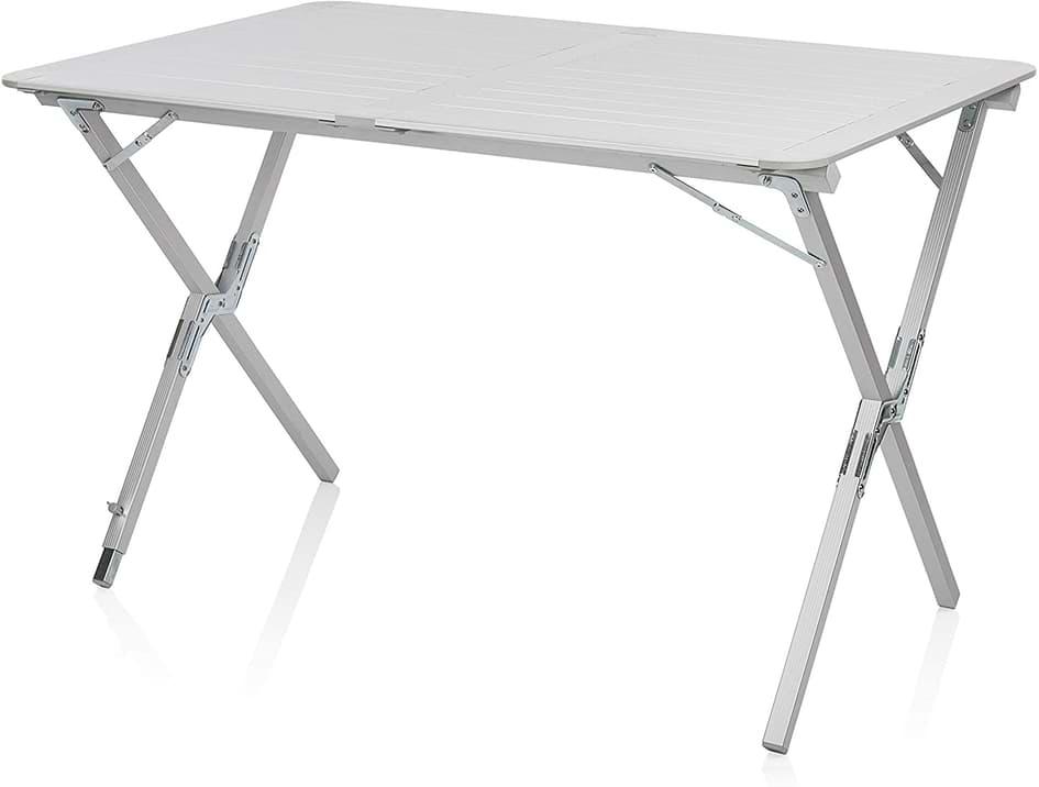 table camping enroulable plateau à enrouler