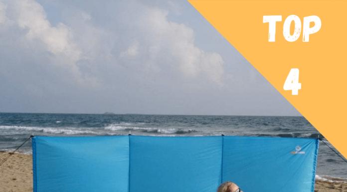 paravent plage coupe vent brise vue