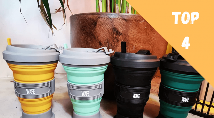 gobelet mug pliable