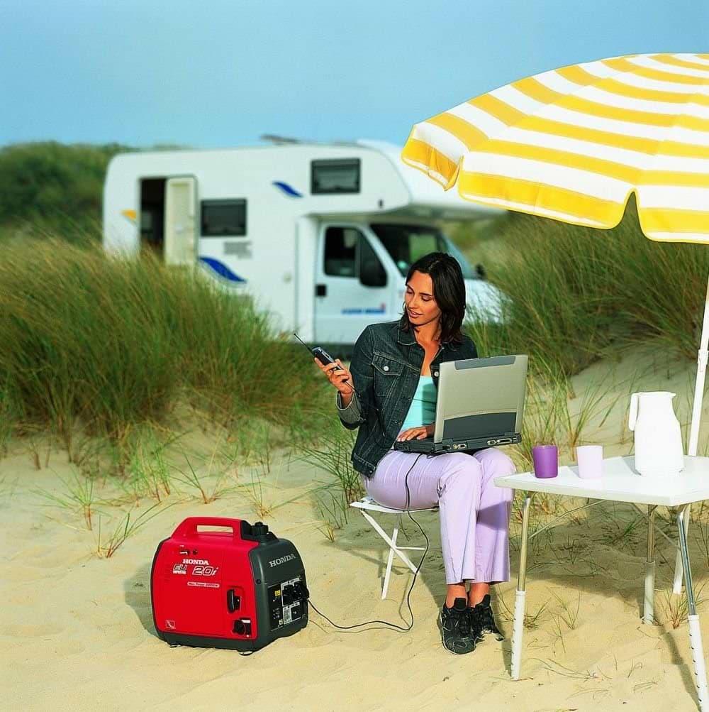 groupe électrogène camping car