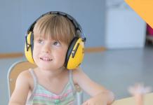 casque anti bruit bébé enfant