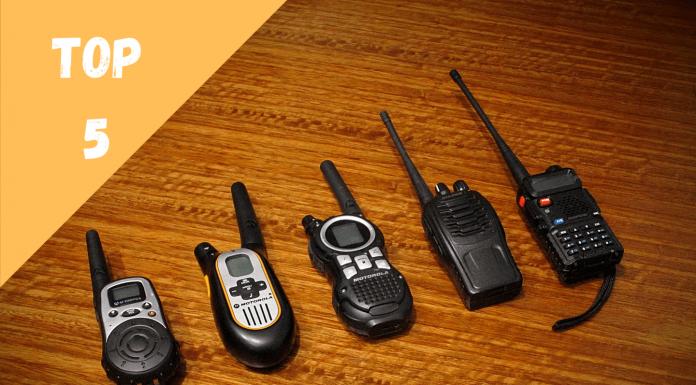 talkie walkie longue portée