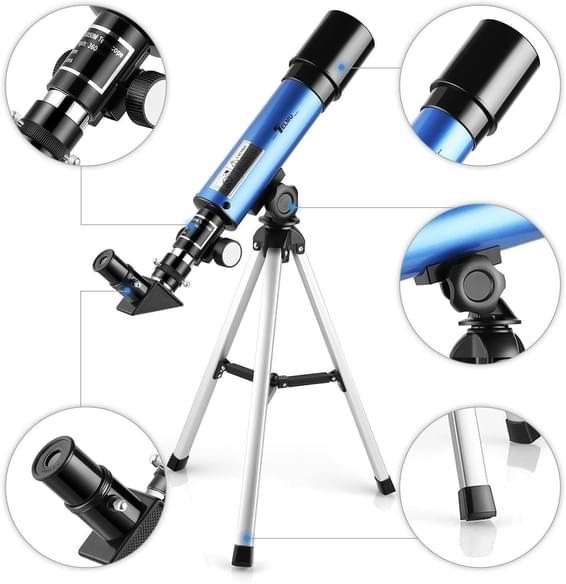 accessoire télescope enfant