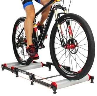 home trainer rouleaux