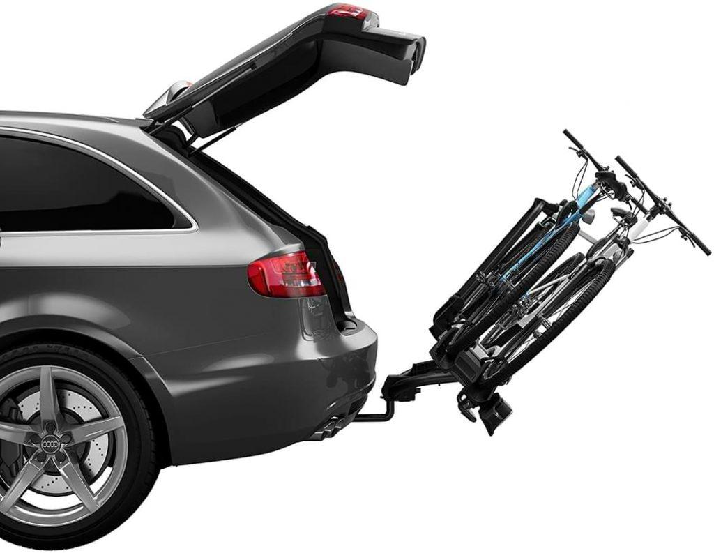 porte vélo rabattable basculable coffre
