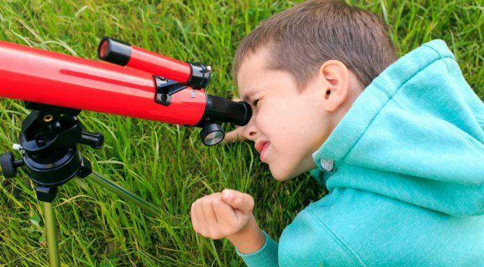 télescope enfant