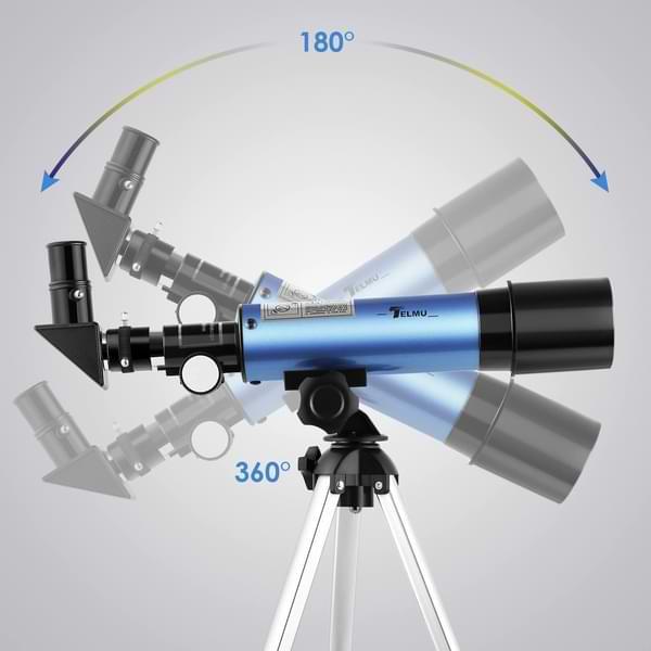 télescope enfant direction réglable