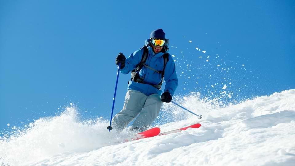cagoule ski polaire