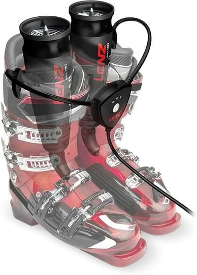 chauffe chaussure ski