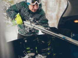 housse sac à ski