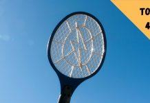 raquette électrique moustique tue mouche