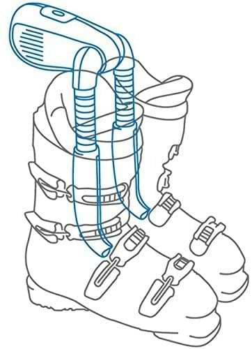 sèche chaussure électrique réglable