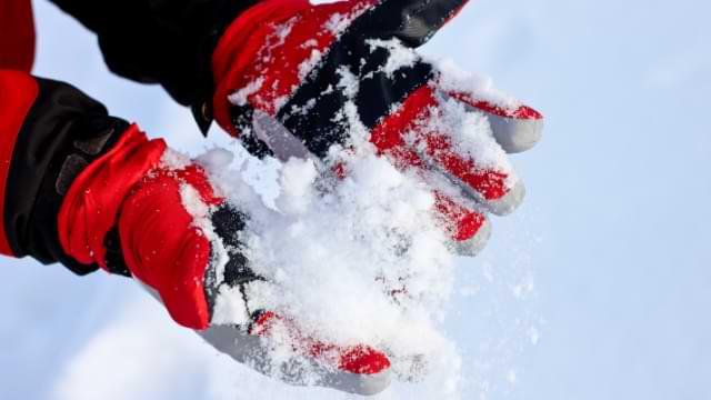 gants de ski gore tex imperméable