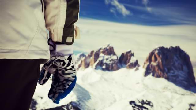 meilleur gant de ski