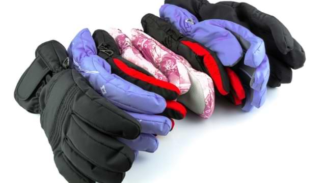 modéle gants de ski