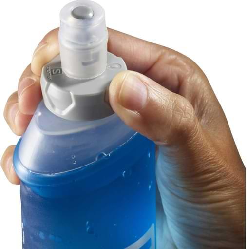 bouteille pliable avec verseur