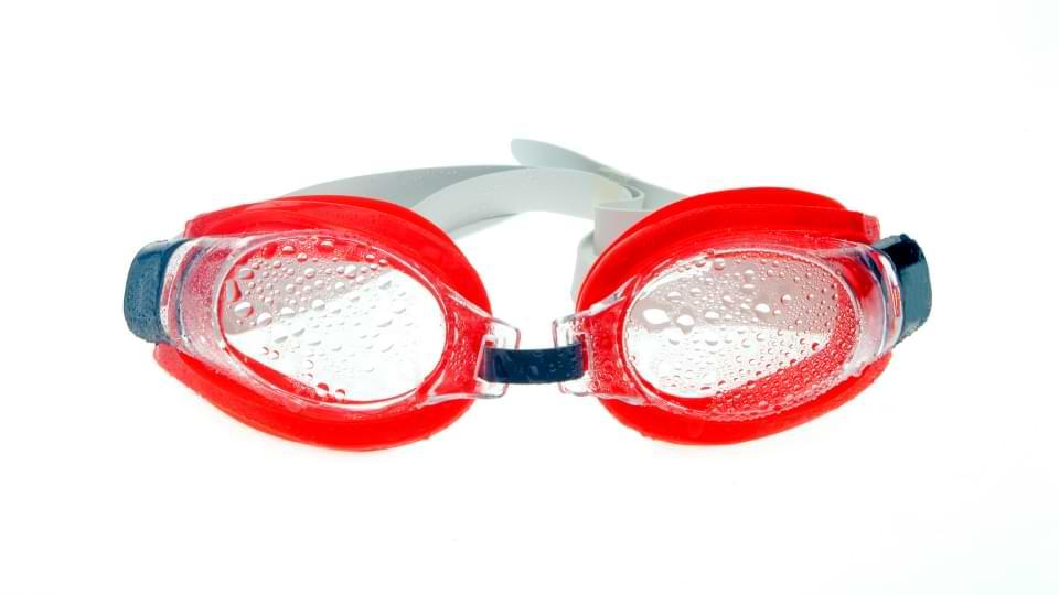 buée lunette natation
