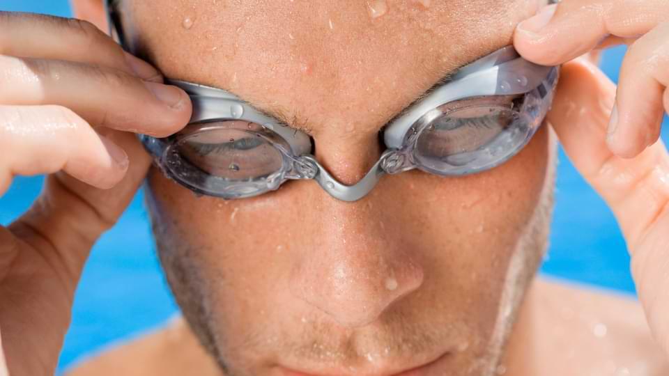 lunettes natation étanche