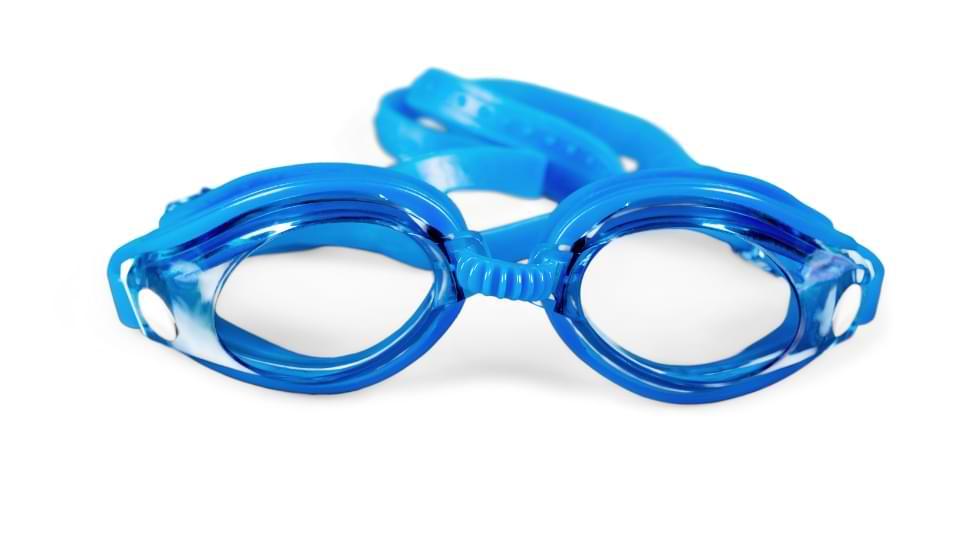 matière lunette natation