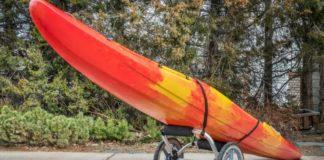 meilleur chariot kayak