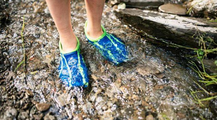 meilleure chaussure aquatique