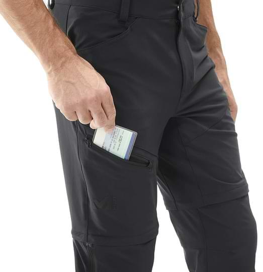 pantalon randonnée avec poches