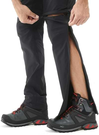 pantalon randonnée convertible short