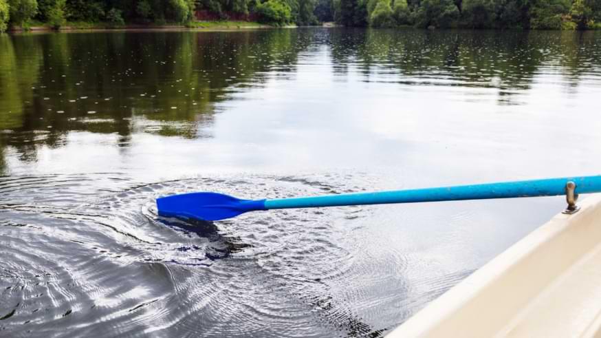 rame bateau