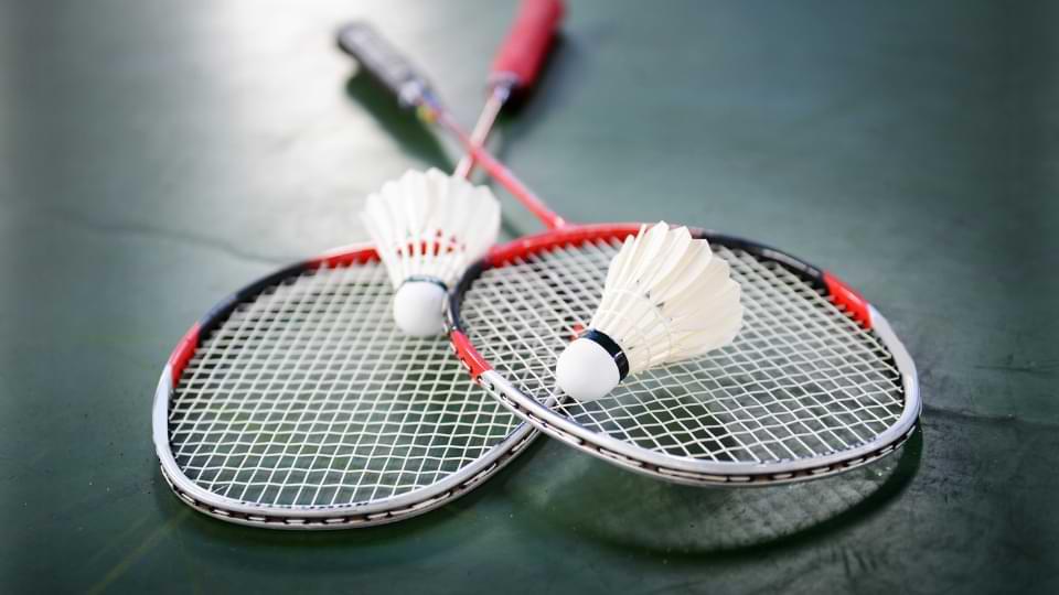 règle badminton