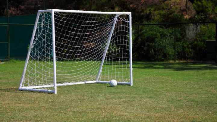 cage de foot enfant