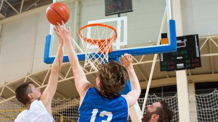 hauteur panier basket professionnel