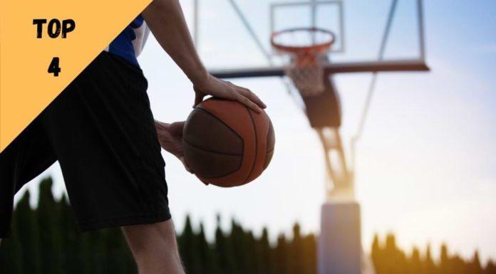 meilleur panier de basket sur pied