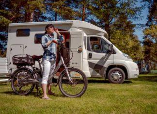 meilleur vélo électrique camping car