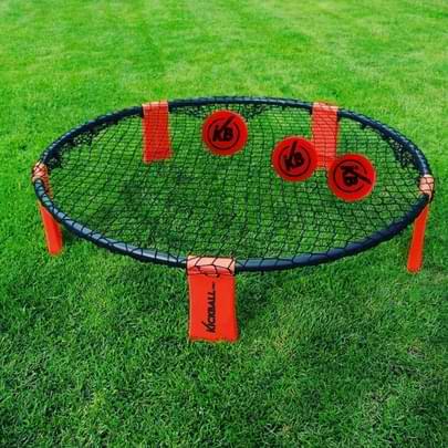 structure jeu spikeball