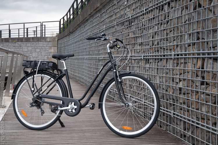 vélo assistance électrique CC