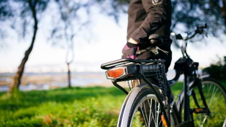 vélo electrique accessible léger