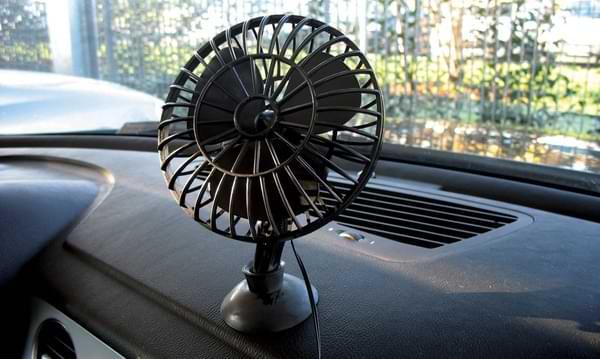 mini ventilateur 12v auto usb allume cigare