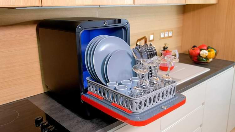 petit lave vaisselle autonome