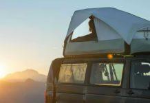 tente de toit VAN500 décathlon quechua gonflable