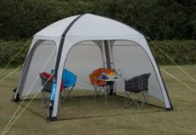 tonnelle camping