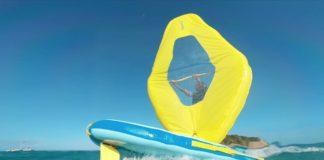 windsurf gonflabe décathlon avis