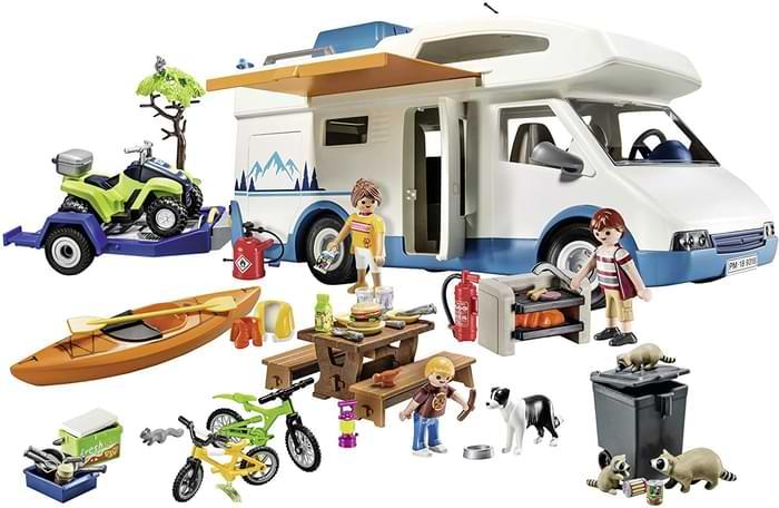 accessoires jouet camping car playmobil